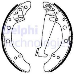Brake Shoes 200mm